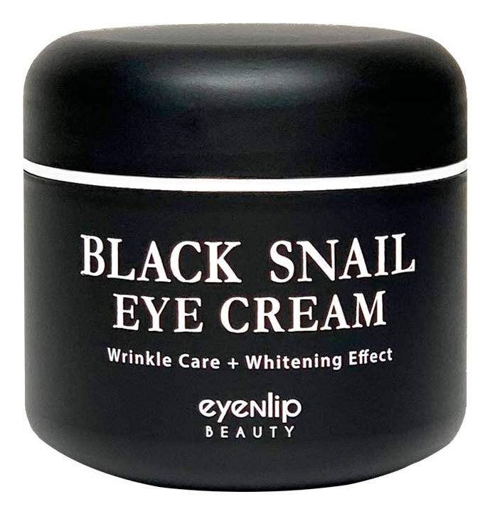 Крем для кожи вокруг глаз Black Snail Eye Cream Eyenlip 50 мл