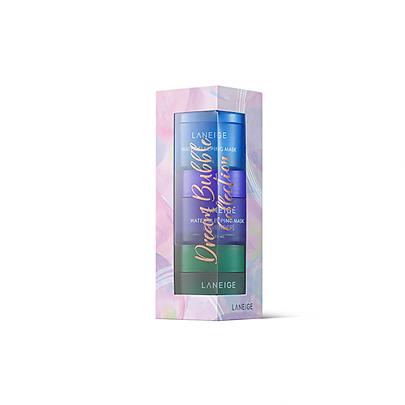 Laneige Набор ночных масок для лица Dream Bubble Collection 3*25 мл