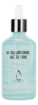 Сыворотка для лица с гиалуроновой кислотой Farm Stay Farm Stay Hyaluronic Acid 100 Ampoule 100 мл