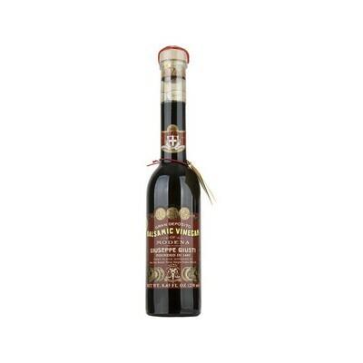 Giuseppe Giusti Riccardo Balsamic Vinegar Aged 12 Years Italy 8.5oz