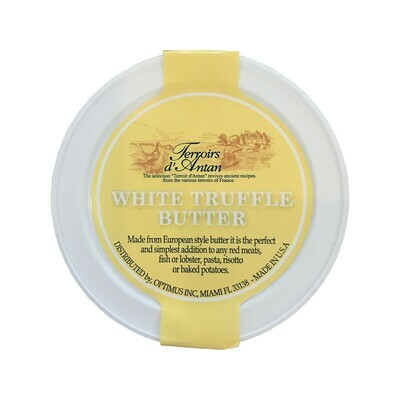 Terroirs d'Antan White Truffle Butter France 3oz