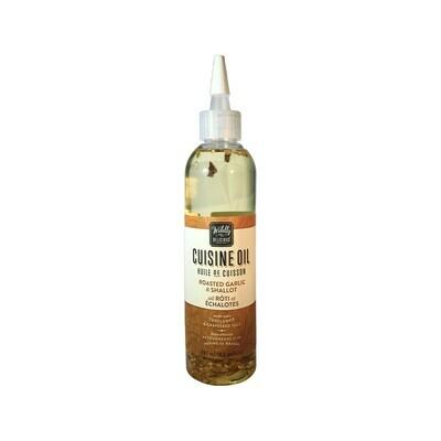 Wildy Roasted Garlic & Shallot Cuisine Oil 8.1oz