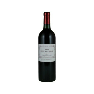 2003 Chateau Moulin Saint-Georges Saint-Emilion Grand Cru France
