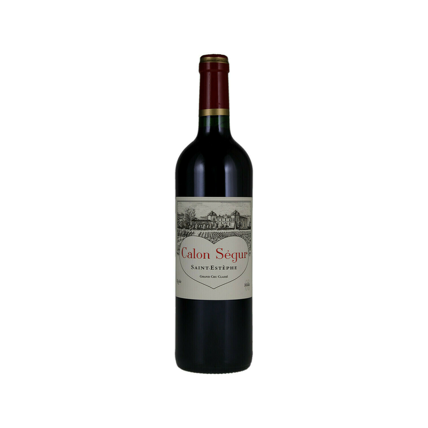 2005 Chateau Calon-Segur Saint-Estephe France 1.5L