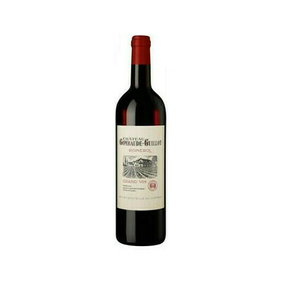 2006 Chateau Gombaude-Guillot Pomerol France