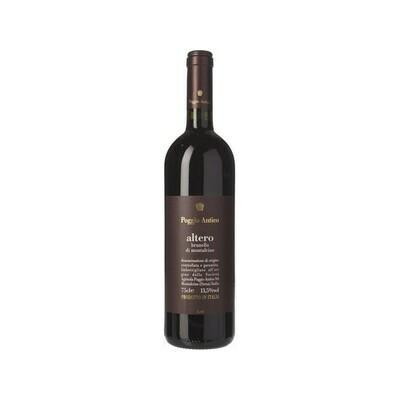 2007 Poggio Antico Brunello di Montalchino Altero Italy