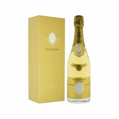 2012 Louis Roederer Champagne Cristal Brut Millesime France
