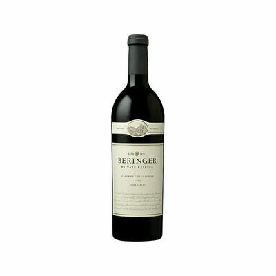 2013-2015 Beringer Vineyards Private Reserve Cabernet Sauvignon Napa Valley
