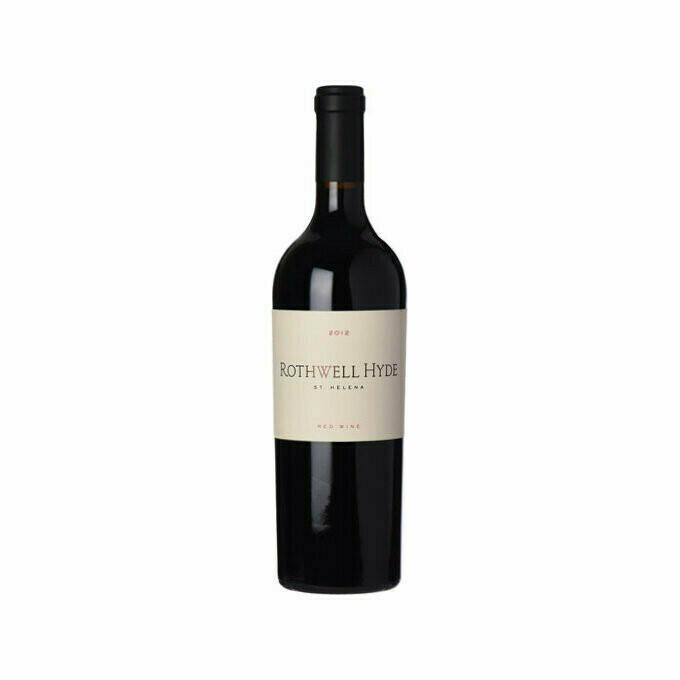 2014 Abreu Vineyard Rothwell Hyde Red St Helena