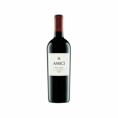 2014 Amici Cellars Missouri Beckstoffer Hopper Vineyard Cabernet Sauvignon Napa Valley