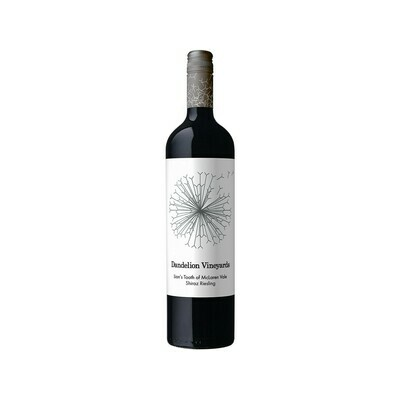 2014 Dandelion Vineyards 'Lion's Tooth' McLaren Vale Shiraz - Riesling Australia