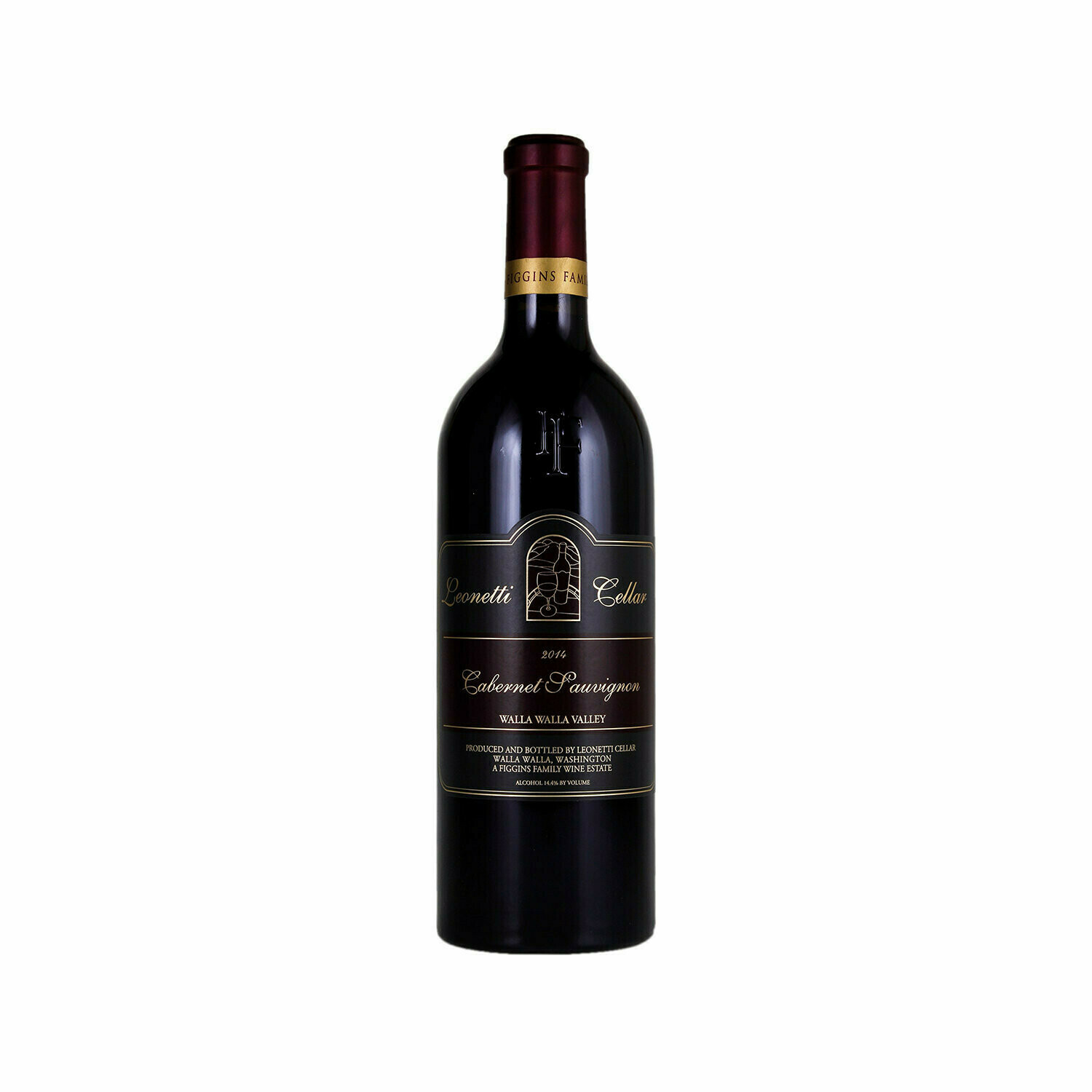 2014 Leonetti Cellar Cabernet Sauvignon Walla Walla Valley