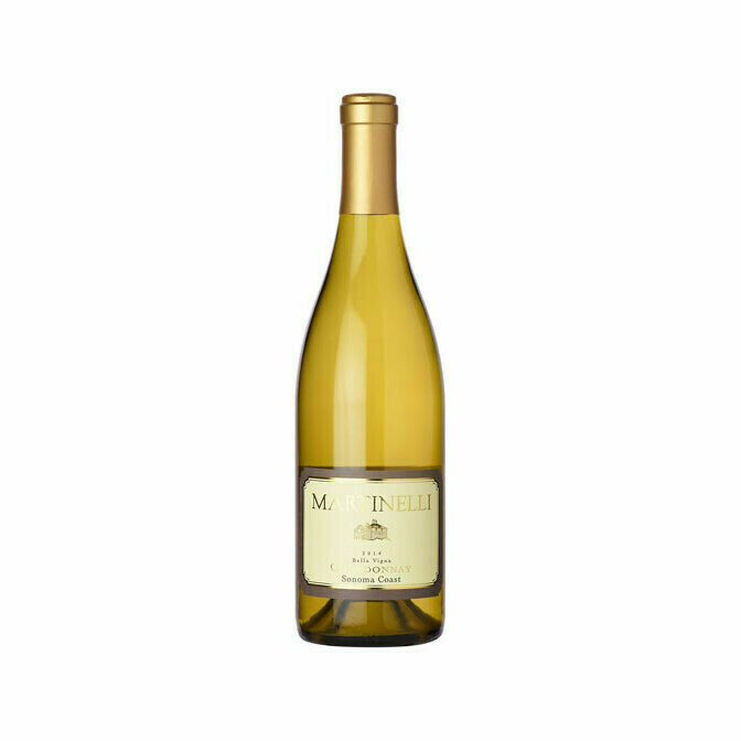 2014 Martinelli Bella Vigna Chardonnay Sonoma Coast
