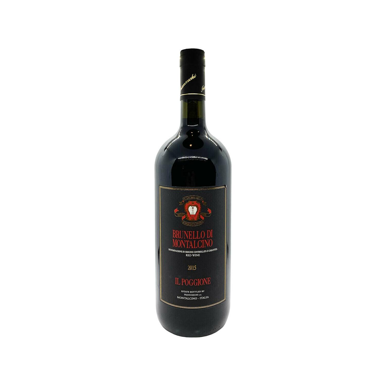 2015 Il Poggione Brunello Italy 1.5L