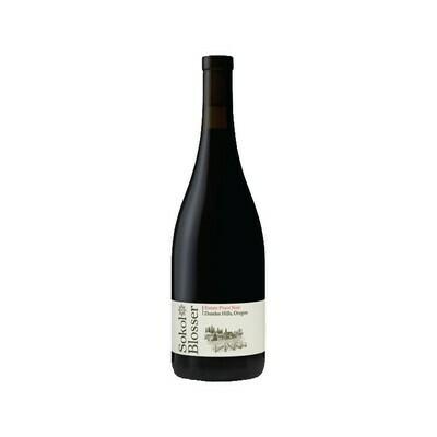 2016 Sokol Blosser Dundee Hills Pinot Noir Willamette Valley