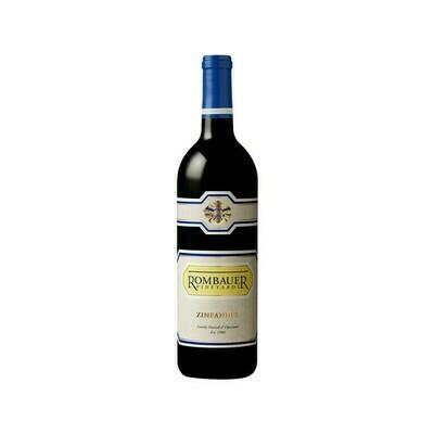 2017 Rombauer Vineyards Zinfandel California 375ml