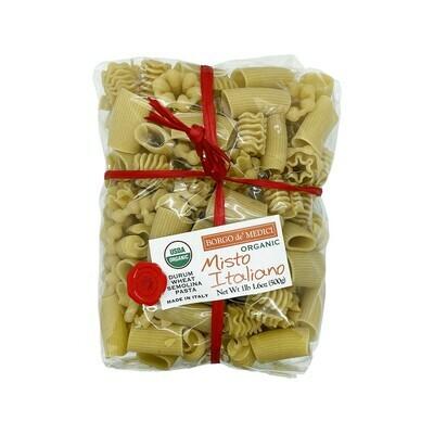 Borgo de' Medici Misto Italiano Durum Wheat Semolina Pasta Italy 500g