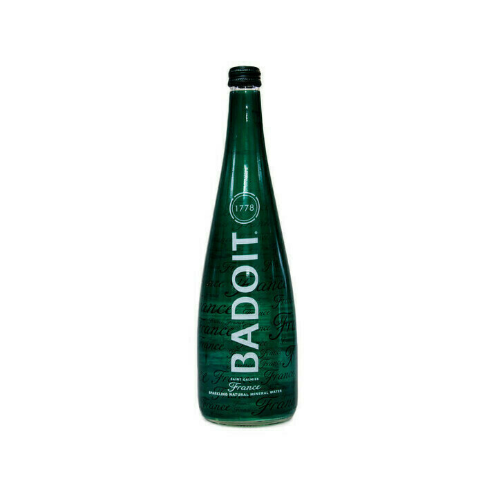 Badoit Naturally Carbonated Water France 330ml