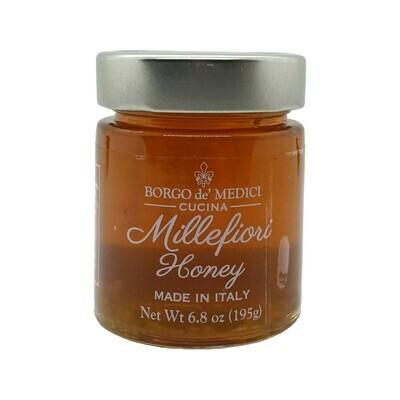 Borgo de' Medici Millefiori Honey from Tuscany Italy 6.8oz