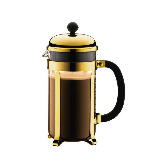 Chambord Coffee Maker Gold 34oz