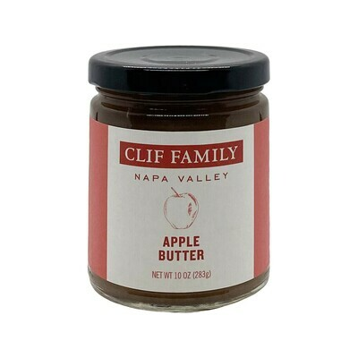 Clif Family Apple Butter Napa Valley 10oz