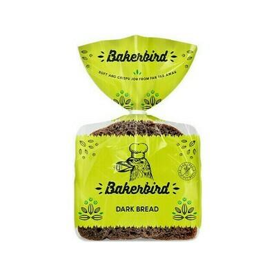 Bakerbird Dark Rye Bread Lithuania 300g