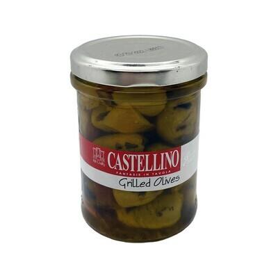 Castellino Grilled Olives Italy 6.5oz