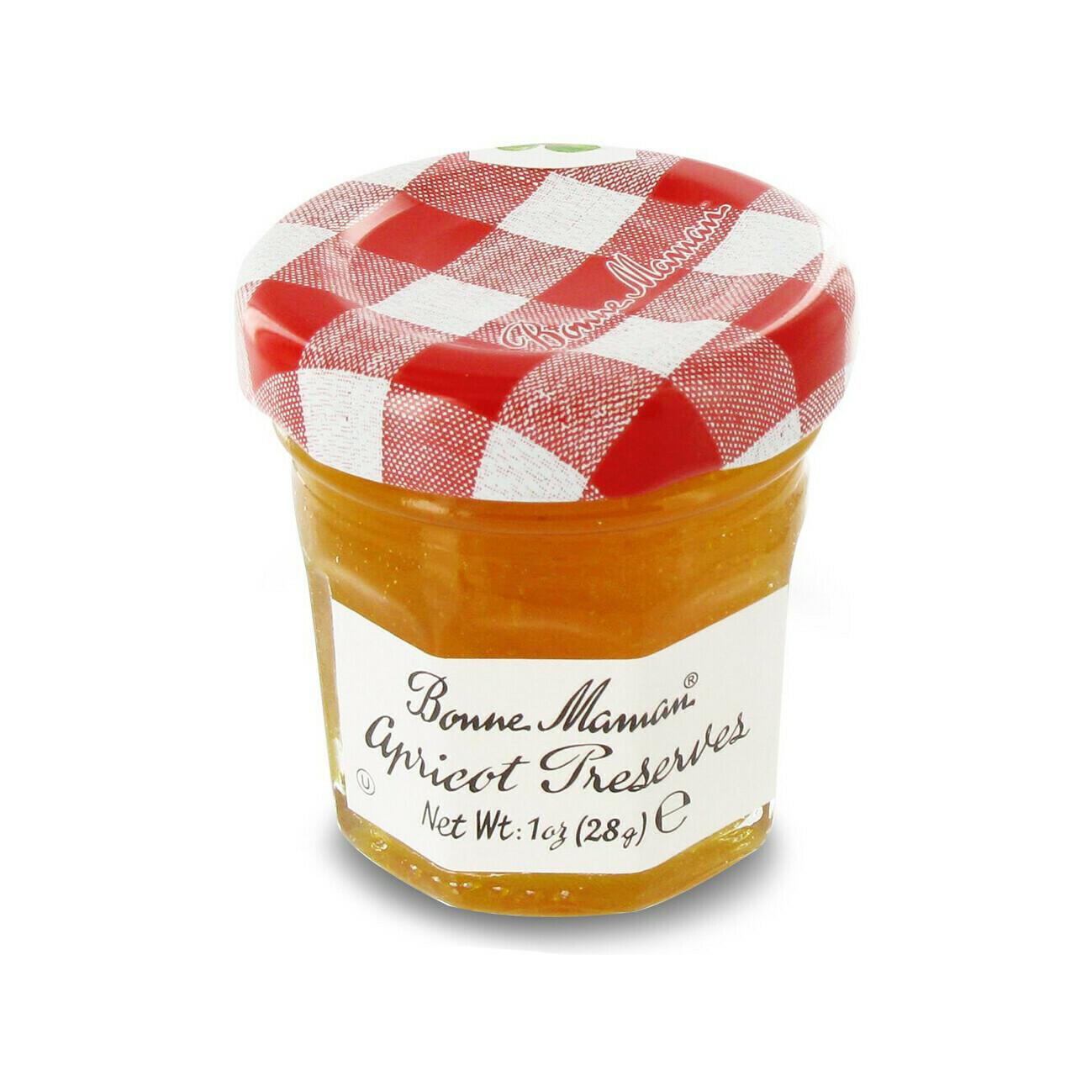 Bonne Maman Apricot Preserve France 1oz