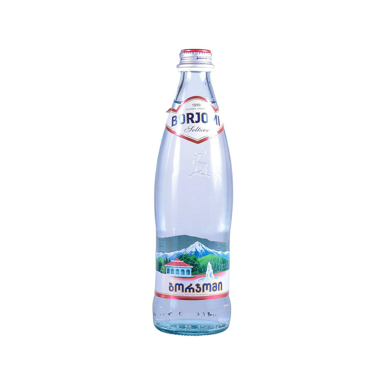 Borjomi Mineral Water Georgia 495ml