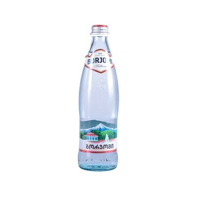Borjomi Mineral Water Georgia 495ml