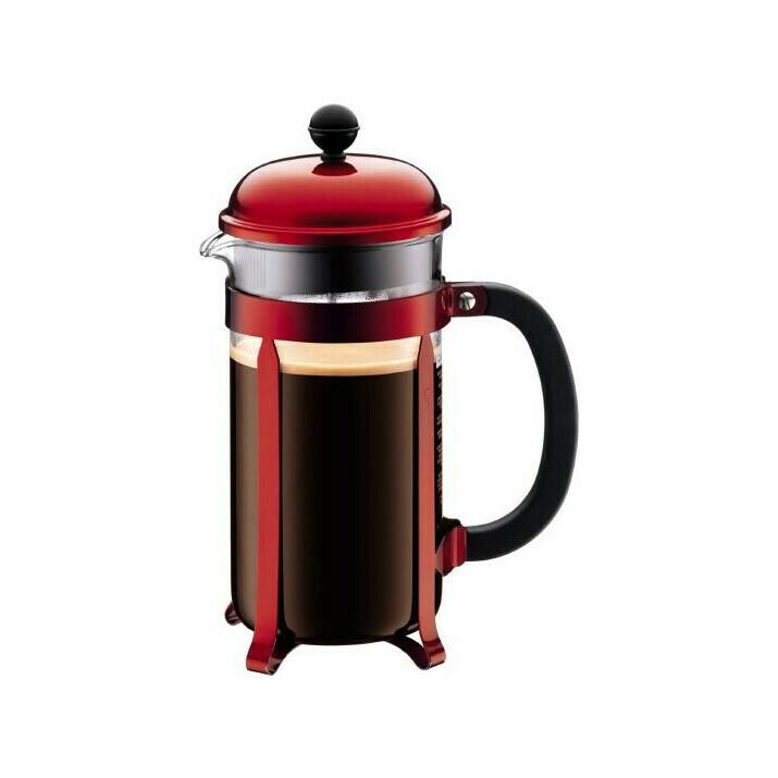 Chambord Coffee Maker With Metallic Lid 34oz