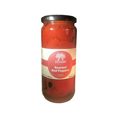 Divina Roasted Red Peppers Turkey 12.9oz