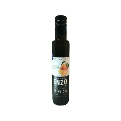 ENZO Organic Clementine Crush Extra Virgin Olive Oil 250ml California