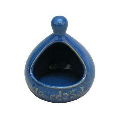 Fleur De Sel Salt Hand Blue France
