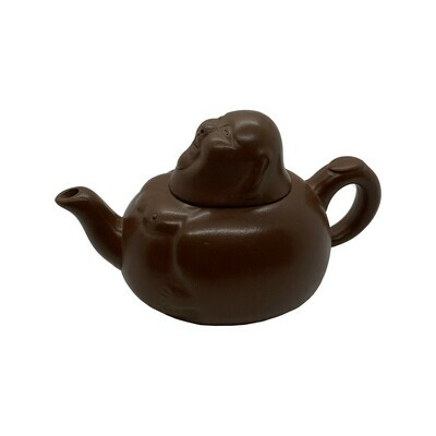 Fat Buddha Tea Pot 9oz