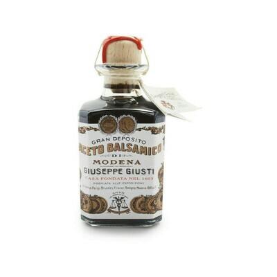 Giuseppe Giusti Balsamic Vinegar of Modena Gran Deposito Italy 8.25oz