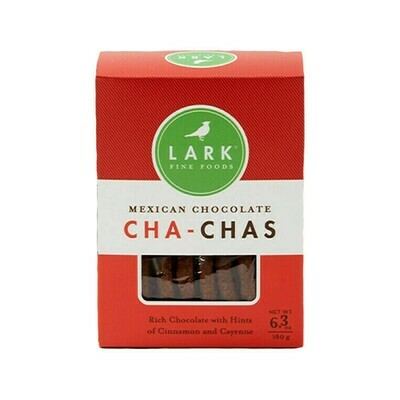 Lark Mexican Chocolate Cha-Chas United States 6.3oz