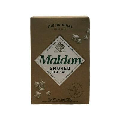 Maldon Smoked Sea Salt England 4.4oz
