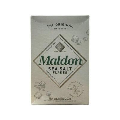 Maldon Flakes Salt England 8.5oz