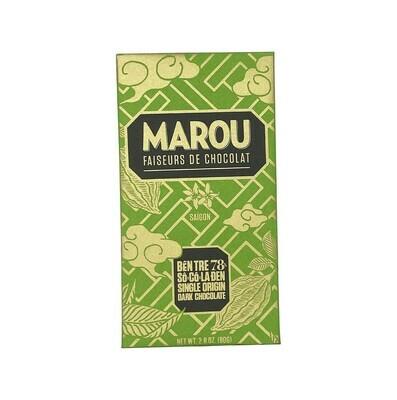 Marou Ben Tre 78% Chocolate Vietnam 80g