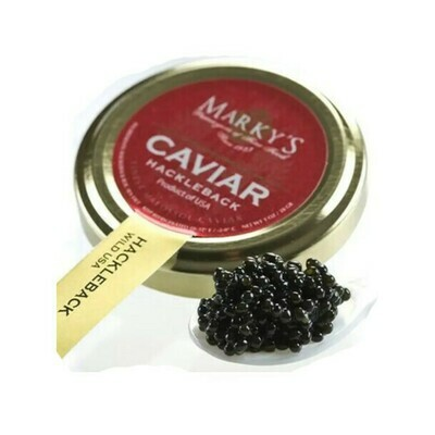 Marky's Hackleback Caviar in Jar United States 2oz