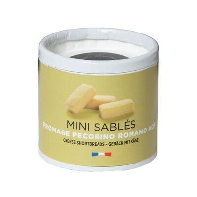 Mini Sables Fromage Pecorino Cheese Shortbreads 1.23oz