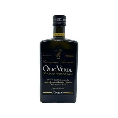 Olio Verde Extra Vergine Olive Oil 0.5l Italy