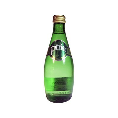 Perrier Mineral Sparkling Water France 330ml