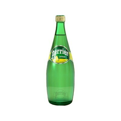 Perrier Lemon Sparkling Water France 330ml