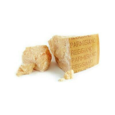 Parmigiano Reggiano DOP 18 month aged Italy 4oz