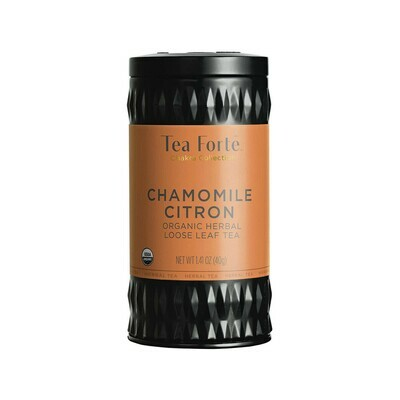 Tea Forte Chamomile Citron Loose Leaf Tea 1.41oz Germany