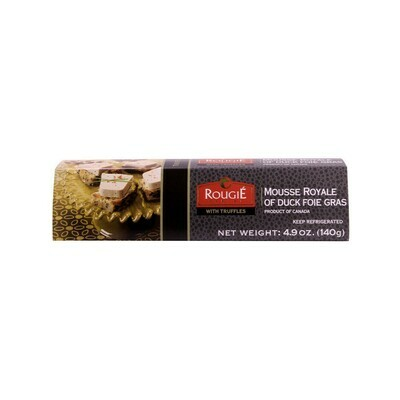 Rougie Mousse Royal of Duck Foie Gras with Truffles Canada 4.9oz