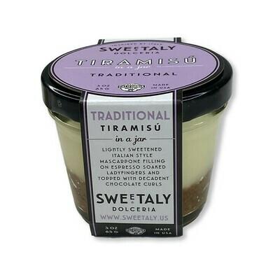 Sweetaly Tiramisu Traditional 3oz