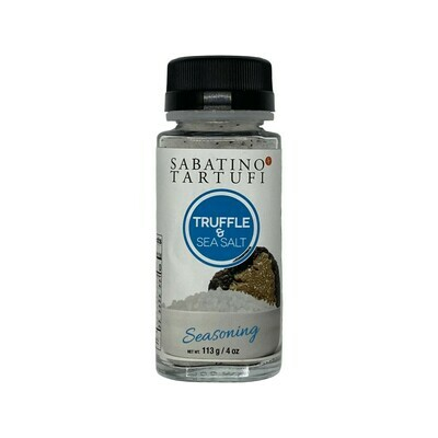 Sabatino Tartufi Truffle & Sea Salt 4oz